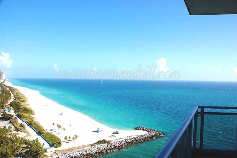 One Ball Harbour Miami Beach Condo